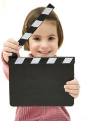 clapboard girl - another take