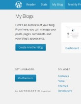create another blog